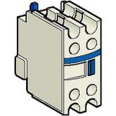 SE Telemecanique Контакт дополнительный фронтальный 2НЗ для конт.cерии D (LADN02)