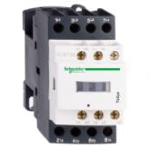 SE Telemecanique Контактор D 380V, 9A, 2НО+2НЗ сил.конт. 1НО+1НЗ доп.конт. катушка 230V АС (LC1D098P