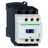 SE Telemecanique Контактор D 9A, 3НО сил.конт. 1НО+1НЗ доп.конт. катушка 380V (LC1D09Q7)