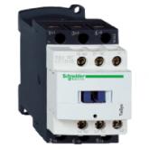 SE Telemecanique Контактор D 25A, 3НО сил.конт. 1НО+1НЗ доп.конт. катушка 24V -,2.4ВТ,расш. (LC1D25B