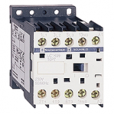 SE Telemecanique Контактор K 3P 6А, Н3, 24V 50/60ГЦ, зажим под винт (LC1K0601B7), , 1 733.34 р., , Schneider, Контакторы