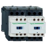 SE Telemecanique Контактор реверс. 380V, 25A, 3НО сил.конт. 1НО+1НЗ доп.конт. катушка 220V АС (LC2D2