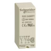 SE Реле пер. ток , 2CO, 230В (RSB2A080P7), , 494.97 р., , Schneider, Контакторы