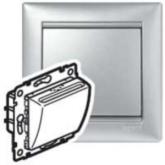 Legrand Valena Алюминий Выключатель карточный с таймером на 30 секунд (770235), 770235, 4 221.14 р., 770235, Legrand, Розетки и выключатели