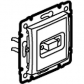 Legrand Valena Алюминий Розетка HD15 (770283), 770283, 4 089.89 р., 770283, Legrand, Розетки и выключатели