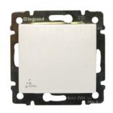 Legrand Valena Бел Выключатель 1-клавишный IP44 (со стандартной рамкой) (774201), 774201, 312.26 р., 774201, Legrand, Розетки и выключатели