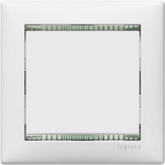 Legrand Valena Бел/кристалл Рамка 1-ая (774461)