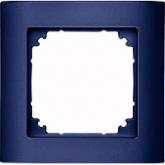 Merten SM M-Arc Темно-синий Рамка 1-ая (MTN485178), MTN485178, 310.89 р., MTN485178, Legrand, Розетки и выключатели