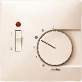 Merten SD Беж Накладка термостата комнатного (Мех.536302,536304) (термопласт) (MTN539744)