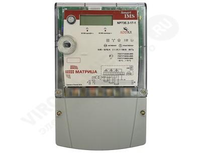 Электросчетчик NP73E.3-17-1 (GSM/GPRS-модуль)