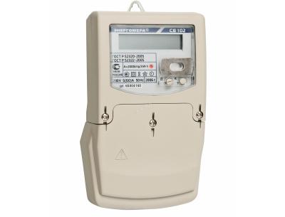 Электросчетчик СЕ102М S7 145- JV