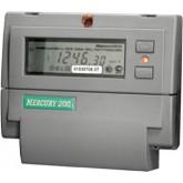 Однофазный электросчетчик  Меркурий 200.04