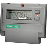Однофазный электросчетчик  Меркурий 200.04 , 200.04 , 3 575.00 р., 200.04 , Меркурий, Однофазные электросчетчики