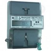 Однофазный электросчетчик Меркурий 206 RN , 206 RN, 1 792.50 р., 206 RN, Меркурий, Однофазные электросчетчики