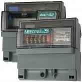 Однофазный электросчетчик  Меркурий 201.5, 201.5, 636.00 р., 201.5, Меркурий, Однофазные электросчетчики