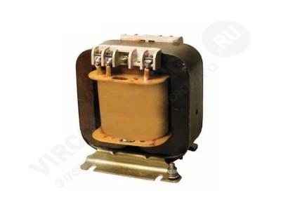 Трансформатор ОСМ1-0,63 220/5-36В