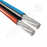 Провод СИП-4 2х16, , 32.50 р., М05107, VC-Кабель, Электрика. Разное