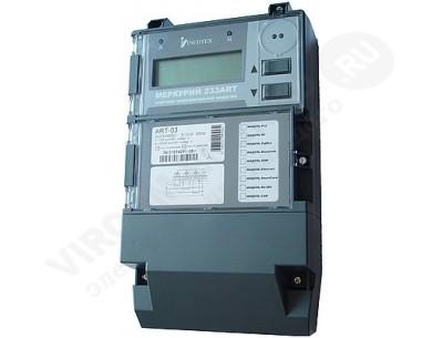 Электросчетчик Меркурий 236 ART-02 PQL 10(100)А/380В