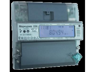 Электросчетчик Меркурий 236 ART-03 PQL 5(7.5)А