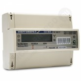 Электросчетчик СЕ300 R31 043-J - 5(10)А - 3х230/400В ЖКИ