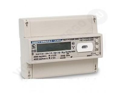 Электросчетчик СЕ300 R31 146-J - 5(100)А - 3х230/400В ЖКИ