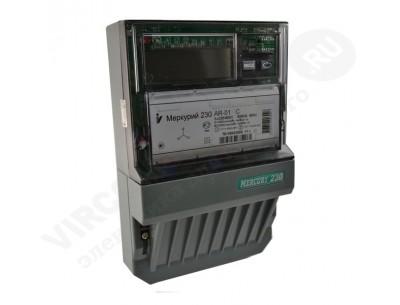 Электросчетчик Меркурий 230 AR-01 R (С) 5(60)A/380В