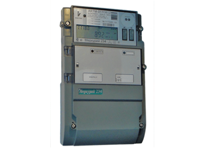 Электросчетчик Меркурий 234 ART2-00 P 5(10)А/100В