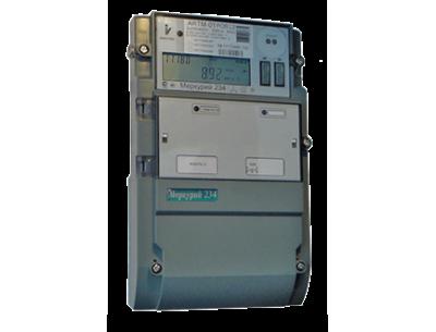 Электросчетчик Mеркурий 234 ARTM-03 PB.G 5(10)А/400В