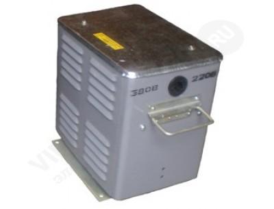 Трансформатор ТСЗИ 1,6 кВА380/220/36 (алюмин. обмотка)
