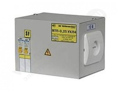 Трансформатор ЯТП 0,25 220/36-2 авт. (TDM)