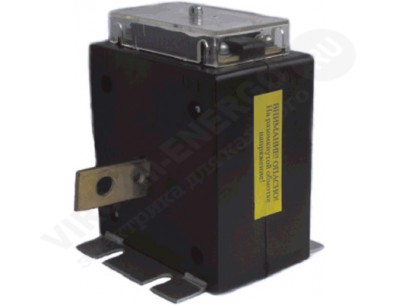 Трансформатор тока Т-0,66-5ВА-0,5-100/5 М кл.т. 0,5 в корпусе