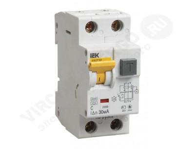 Дифференциальный автомат АВДТ 32 С-20 (IEK)
