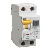 Дифференциальный автомат АВДТ 32 С-25 (IEK), , 987.00 р., М00792, ИЭК, Выключатели и рубильники